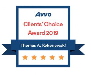 thomas-kokonowski-2019-avvo-badge